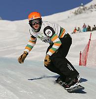 Snowboard<br /> VM Boardercross<br /> Stian Sivertzen NOR<br /> DIGITALSPORT / NORWAY ONLY