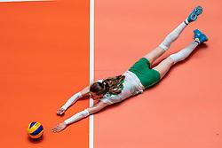 29-05-2019 NED: Volleyball Nations League Netherlands - Bulgaria, Apeldoorn<br /> Maria Dancheva #4 of Bulgaria