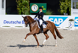 Werth Isabell, GER, Bella Rose 2<br /> CHIO Aachen 2018<br /> © Hippo Foto - Stefan Lafrentz<br /> 18/07/2018