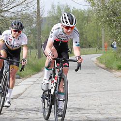 08-05-2021: Wielrennen: GP Eco Struct: Belgie: Pien Limpens: