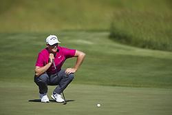 June 16, 2017 - Hartford, WI, USA - 170616 Sveriges Alexander NorŽn under andra omgÅ'ngen i golfturneringen US Open den 16 juni 2017 i Hartford  (Credit Image: © Joel Marklund/Bildbyran via ZUMA Wire)