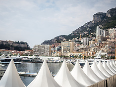 Monaco gears up for Super-Yacht Show, 24 September 2016