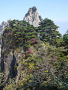 Huangshan (Yellow Mountain) Anhui, China