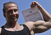 youngest and also the heaviest professional bodybuilder of the world.