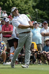 August 9, 2018 - Town And Country, Missouri, U.S - MATT BOBYNS from Lake Success New York, USA  during round one of the 100th PGA Championship on Thursday, August 8, 2018, held at Bellerive Country Club in Town and Country, MO (Photo credit Richard Ulreich / ZUMA Press) (Credit Image: © Richard Ulreich via ZUMA Wire)