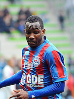 Lenny NANGIS - 08.04.2012 - Caen / Bordeaux - 31e journee de Ligue 1. Photo: Dave Winter / Icon Sport.