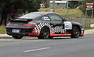 Matt Close & Cameron Reeves .2000 Porsche 911 Turbo .Day 1.Targa Wrest Point 2009.Southern Tasmania.31st of January 2009.(C) Joel Strickland Photographics.