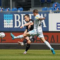 20210403 GER, 3.Liga, Wehen-Wiesbaden vs 1.FC Saarbruecken