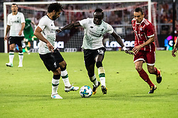 August 1, 2017 - Munich, Germany - Sadio Manè during the Audi Cup 2017 match between Bayern Muenchen and Liverpool FC at Allianz Arena on August 1, 2017 in Munich, Germany. (Credit Image: © Paolo Manzo/NurPhoto via ZUMA Press)