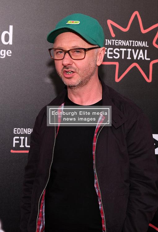 Edinburgh International Film Festival, Friday 23rd June 2017<br /> <br /> DAPHNE (UK PREMIERE)<br /> <br /> Peter Mackie Burn (director)<br /> <br /> (c) Alex Todd   Edinburgh Elite media