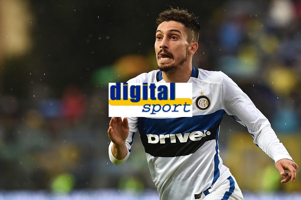 Alex Telles Inter <br /> Frosinone 09-04-2016 Stadio Matusa Football Calcio Serie A 2015/2016 Frosinone - Inter Foto Andrea Staccioli / Insidefoto