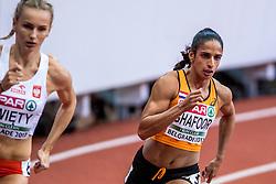 03-03-2017  SRB: European Athletics Championships indoor day 1, Belgrade<br /> In een lege Kombank Arena wordt de eerste dag van het Europees Kampioenschap gehouden / Madiea Ghafoor