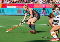ANTWERPEN - Margot Van Geffen (Ned)   tijdens  de   finale  dames  Nederland-Duitsland  (2-0) bij het Europees kampioenschap hockey.   COPYRIGHT  KOEN SUYK