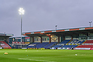 The stadium pre match Scottish Premiership match between Ross County FC and St Mirren FC at the Global Energy Stadium, Dingwall, Scotland on 26 December 2020