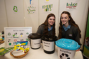 24/11/2019 repro free:Leona Loughlin and Saoirse Duggan Presentation College Headford on the last day of the Galway Science and Technology Festival  at NUI Galway where over 20,000 people attended exhibition stands  from schools to Multinational Companies . Photo:Andrew Downes, xposure