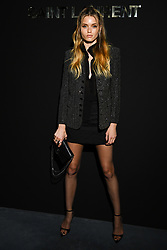 Abbey Lee attends the Saint Laurent show as part of the Paris Fashion Week Womenswear Fall/Winter 2019/2020 on February 26, 2019 in Paris, France. Photo by Laurent Zabulon/ABACAPRESS.COM