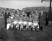 1957 - Soccer Top Four Competition  Semi-Final: Evergreen Utd v Sligo Rovers