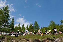 during 3rd Stage Skofja Loka - Vrsic (170 km) at 20th Tour de Slovenie 2013, on June 15, 2013, in Skofja Loka, Slovenia. (Photo by Vid Ponikvar / Sportida.com)