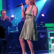 NLD/Weesp/20070319 - 3e Live uitzending Just the Two of Us, Monique Smit en Xander de Buisonje