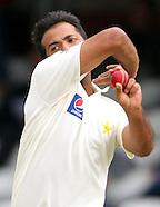 Cricket - England v Pakistan 3rd Test D1