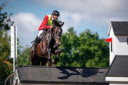 Soetemans Jozef (BEL) - Genna<br /> LRV Nationaal Kampioenschap Eventing - Tongeren 2013<br /> © Dirk Caremans