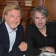 NLD/Amsterdam/20140525 - Classic FM Station onganiseert Luisterboeken Lounge Live , Michael Pilarczyk en Ruud de Wild