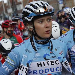 25-03-2021: Wielrennen: Classic Brugge - De Panne Women: De Panne<br />Hitec