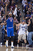 20150324 - Philadelphia 76ers @ Sacramento Kings