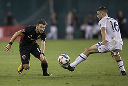 August 13, 2017 - Washington, District of Colombia, USA - Washington,D.C. - Sunday, August 13, 2017: Real Salt Lake defeated D.C United 1-0 in an MLS match at RFK Stadium (Credit Image: © Tony Quinn/ISIPhotos via ZUMA Wire)