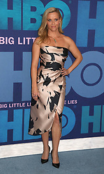 May 29, 2019 - New York City, New York, U.S. - Actress REESE WITHERSPOON attends HBO's Season 2 premiere of 'Big Little Lies' held at Jazz at Lincoln Center. (Credit Image: © Nancy Kaszerman/ZUMA Wire)