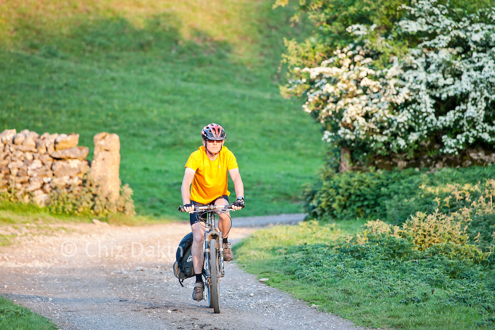 Cycling in the Peak District