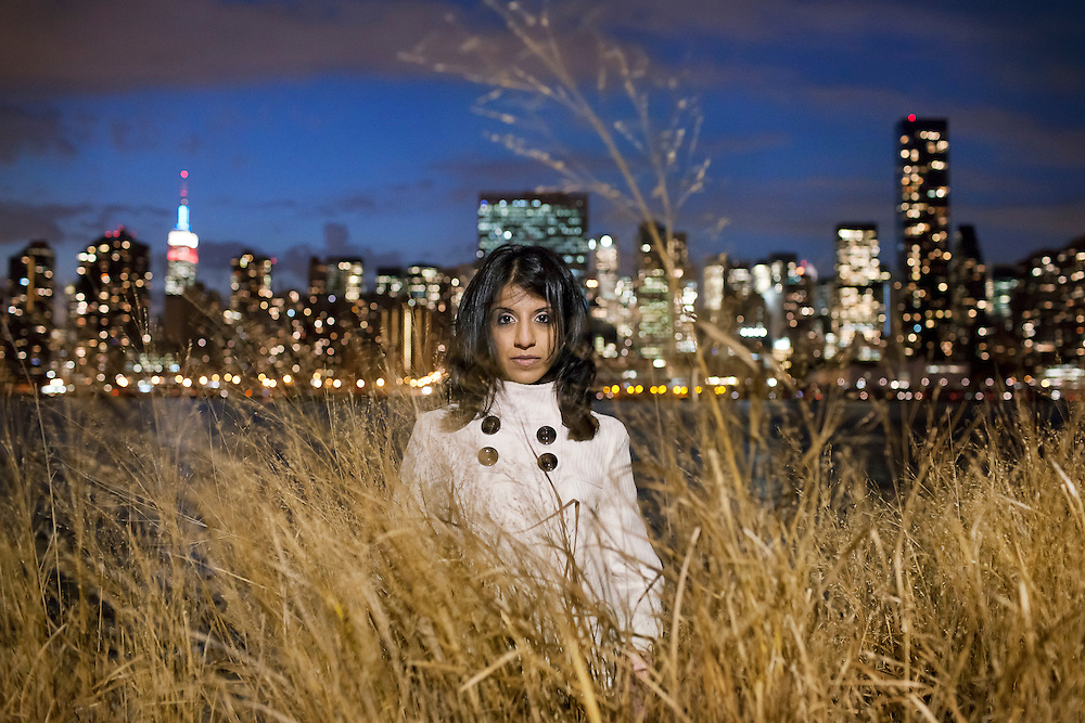 Actress, educator and inclusive leadership coach Farah Balah.