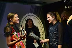 Naomie Harris bei den British Independent Film Awards in London / 041216<br /> <br /> <br /> *** at the British Independent Film Awards in London on December 4th, 2016 ***