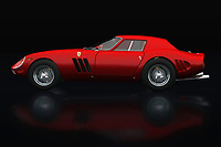 Ferrari 250 GTO from 1964 is a separate model of Ferrari because besides style this Ferrari 250GTO also exudes toughness. The Ferrari 250 GTO from 1964 was and is a maverick that certainly attracts the attention of a young audience who are averse to classics but are looking for the limits of decency.<br /> <br /> This painting of a Ferrari 250 GTO from 1964 can be printed very large on different materials. -<br /> BUY THIS PRINT AT<br /> <br /> FINE ART AMERICA<br /> ENGLISH<br /> https://janke.pixels.com/featured/ferrari-250-gto-lateral-view-jan-keteleer.html<br /> <br /> WADM / OH MY PRINTS<br /> DUTCH / FRENCH / GERMAN<br /> https://www.werkaandemuur.nl/nl/shopwerk/Ferrari-250-GTO-Zijaanzicht/737993/132?mediumId=11&size=75x50<br /> <br /> -