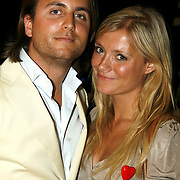 NLD/Baarn/20070527 - Finale Dancing with the Stars 2007, Gigi Ravelli en en partner