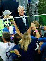 Didier Deschamps (France)<br /> Saint Petersburg 10-07-2018 Football FIFA World Cup Russia  2018 Semifinal <br /> France - Belgium / Francia - Belgio <br /> Foto Matteo Ciambelli/Insidefoto