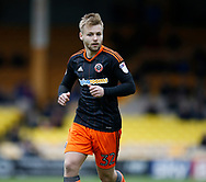 Harry Chapman of Sheffield Utd during the English League One match at Vale Park Stadium, Port Vale. Picture date: April 14th 2017. Pic credit should read: Simon Bellis/Sportimage