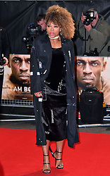 November 28, 2016 - London, London, United Kingdom - Image ©Licensed to i-Images Picture Agency. 28/11/2016. London, United Kingdom. Fleur East attends I Am Bolt world film premiere. Screening of documentary I Am Bolt exploring Bolt's legacy of the fastest man in history, at Odeon Leicester Square, London.  Picture by Nils Jorgensen / i-Images (Credit Image: © Nils Jorgensen/i-Images via ZUMA Wire)