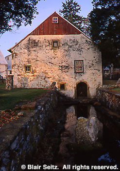 PA Historic Places, Historic Mill, South Central Pennsylvania