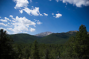 June 26-30 - Pikes Peak Colorado. Pikes Peak atmosphere.