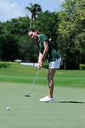 2011 Miami Hurricanes Women's Golf Photo Day