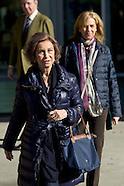 112313 King Juan Carlos of Spain Goes Under Surgery