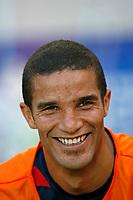 Photo: Glyn Thomas.<br />England v Ecuador. 2nd Round, FIFA World Cup 2006. 25/06/2006.<br /> England's reserve goalkeeper David James.
