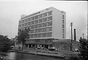 01/06/1964<br /> 06/01/1964<br /> 01 June 1964<br /> Opening of new Marketing Headquarters of P.J. Carroll and Company Ltd. at Grand Parade on the Grand Canal, Dublin. The premises were officially opened by Taoiseach Sean Lemass.