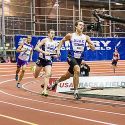 Millrose Games: Duke wins college 4x800 relay