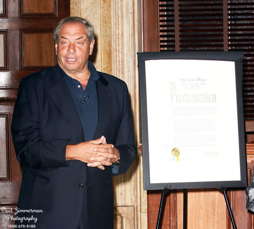 23 September 2009 - New York, NY - Dick Wolf. Law and Order's 20th Season Kickoff twenty years of arresting drama. Photo Credit: Paul Zimmerman/AdMedia