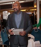 LENNY HENRY, The Sky South Bank Arts Awards, Dorchester Hotel , Park Lane, London. 1 May 2012.