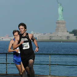 2011 The North Face Get Outside on Governors Island 10K presented by Paragon Sports