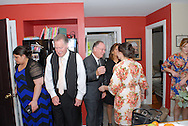 Beth and Fred wedding Saturday May 14, 2016. (Photo by William Thomas Cain)