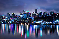 Foggy Symphony, Seattle